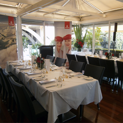 Jolleys Boathouse Corporate Functions
